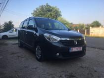 Dacia lodgy 1.5 dCi 110cp 6 trepte 2013