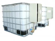 Bazin cu pompa transfer motorina cutie antiefractie