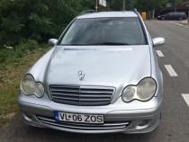 Mercedes C200 CDI 2005