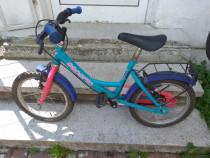 Bicicletă copii germană roti 14