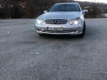 Mercedes CLK  270 2.7 diesel.