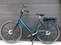"Bicicleta Electrica Batavus 28"" Model nou"
