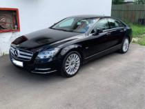 Mercedes cls 350 bluetec airmatic(garaj,unic proprietar)