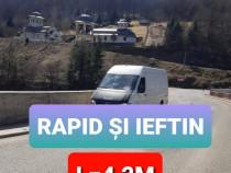 Transport Ieftin si Rapid Marfă