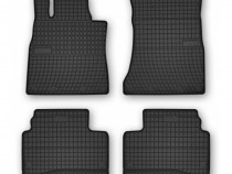 Set Covorase Cauciuc Negro Mercedes-Benz S-Class W222 Sedan