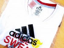 Tricouri Adidas, new model, Italia, marimi M si L