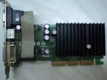 Placa Video AGP GeForce FX5200