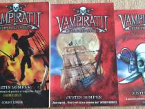 Justin Somper - Vampiratii - 3 carti