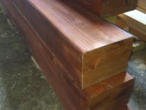 Grinzi lamelare din lemn stratificate incleiate cu adeziv