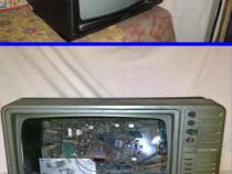 Televizor Sport alb-negru + Carcasa fara tub