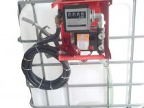 Pompa motorina cu bazin IBC