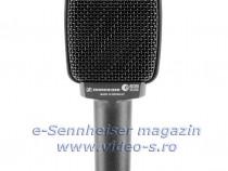 Microfon Sennheiser e 609 Silver - pt chitara electrica