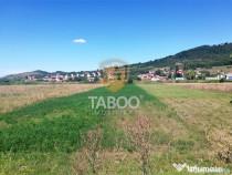 Teren de 3000 mp in zona Gusterita din Sibiu