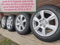 Jante Audi R16
