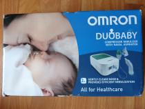 Omron duobaby aspirator nazal nou sigilat cu garantie