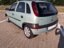 Opel corsa c cu GPL