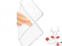 Husa silicon OPPO R11S Plus, carcasa protectie capac spate t