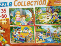 Joc puzzle collection Deico