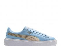 Adidasi originali femei Puma_piele naturala_bleu_99283