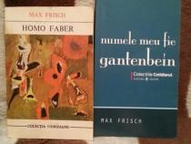 Max Frisch carti (2 vol)
