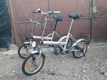 Bicicleta adulti pliabila