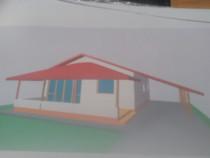 Casa si teren sub echivalentul unei garsoniere  Berceni