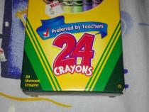 Creioane cerate Crayons
