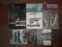 Lot 5 carti de vanatoare - Jianu, Cheroiu, Ghinescu, Colt
