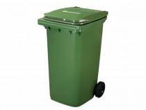Europubela HDPE volum 240 litri, Pubela Gunoi Plastic