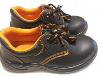 Pantofi de munca unisex Sorpasso din piele