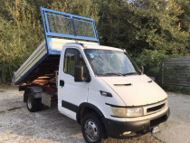 Iveco Daily basculabil 35/12 2005/2.3 hpi 120cp 6 trepte