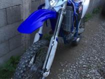 Moto Yamaha yzf 426