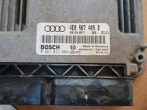 Ecu calculator motor audi a8 4.0tdi 0281011684 edc16c4 ase,