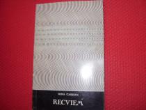 Nina Cassian - Recviem ( 1971, editia l, foarte rara ) *