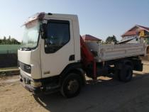 Daf basculabil 7.5 tone
