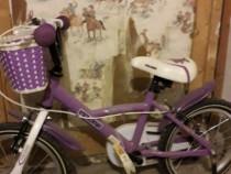 Bicicletă fetițe