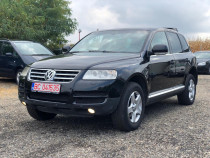 Vw touareg, 2006, automat, full optin, posibilitate = rate =