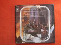 Vinil rar Berlioz-Symphonie Fantastique&Lélio- Pierre Boulez