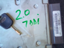 Kit pornire Ford Transit 2.0 tddi cod ECU 3C1A - 12A650 - E