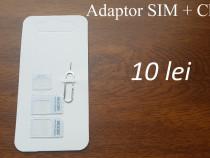Adaptor SIM + Cheita