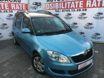Skoda Roomster 2012-Benzina-90000 Km-Posibilitate rate-