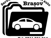 Servicii de inmatriculari auto Brasov