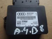 Calculator frana mana Audi A4 B8 2008-2015 dezmembrez Audi A