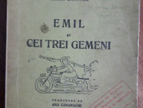 Emil si cei trei gemeni - Erich Kastner 1945 / C8P