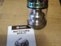 Atomizor Joyetech Riftcore Solo, 3.5 ml Rainbow
