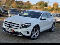 Mercedes GLA, 4×4
