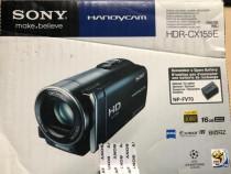 Camera video Sony HDR-CX155 Full HD Zoom 25x /Memorie 16GB +