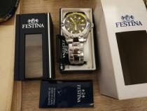 Ceas Festina nou în cutie