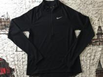Bluza unisex Nike DRI-FIT, S, Negru