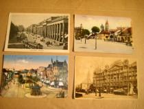 A952-15 Carti Postale vechi interbelice cu vehicole de epoca